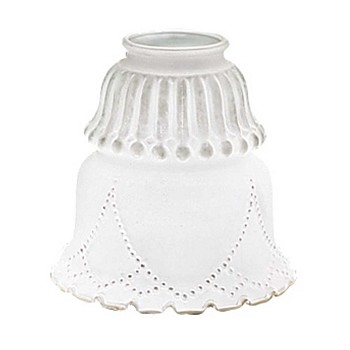 Lamp Shades Frosted Glass Bell Shade 2 14 Fitter